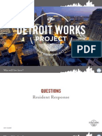 Detroit Works Project - Why Change - Odd Fellows Hall Results 01/27/2011