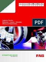 Caderno Técnico FAG – 2006 Sintomas, Causas, Soluções Oficina de Rolamentos
