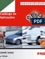 Catalogo de Aplicações Automotivo FAG_2006_2007 4_edição