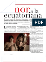 Informe sobre mitos sexuales en Latinoamérica
