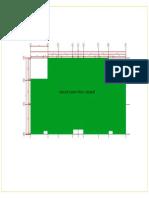 Plano de Arquitectura Albañilería Confinada-A1-Area en Planta