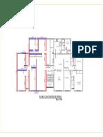 Plano de Arquitectura Albañilería Confinada-A1-Densidad Mínima de Muros