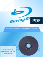 Copy of Copy of Blue Ray Disk