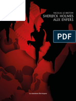 Sherlock Holmes aux Enfers - Nicolas Le Breton