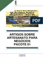 Artigos Sobre Artesanato Para Negócios - Pac 01