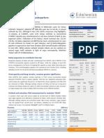 Petronet LNG - 1QFY20 Result - Edel