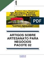 Artigos Sobre Artesanato Para Negocios Pac 02