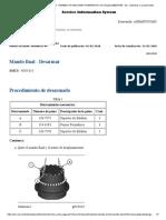 336F & 336F L Excavators YFD00001-UP (MACHINE) POWERED BY C9.3 Engine(M0070796 - 32) - Sistemas y componentes