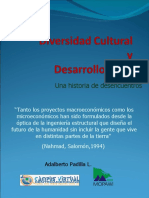 Cultura y Desarrollo Local