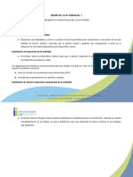 2.- DISEÑO DE ACTIVIDADES SEMANA 2