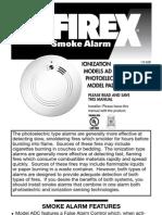 Firex Smoke Alarm