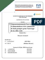 Dimensionnement d'un systeme d - Arramach Meryem_2533.pdf