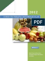 CURSO DE TERAPIA ORTOMOLECULAR