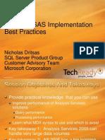 AUSSUG200703_DB301_SSAS_Implementation_Best_Practices[1]