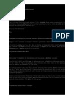 Dossier 3 - Leçon 1 - réponses - Alter Égo A2