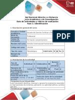 Guía de montañita actividades y rúbrica de evaluación - Fase 2- Identificación (2) (1)