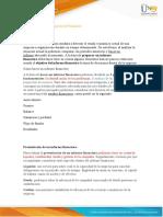Plantilla Word Informe gerencial Financiero - ECACEN