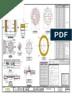 Estructura Pozo Inspeccion Alcantarillado 1.80m