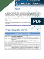 Programação_Semana de Física