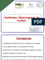 syndrome hemorag 2020