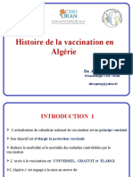 Vaccination histotorique