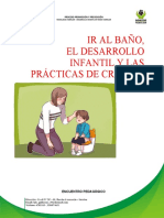 IR AL BAÑO,, EL DESARROLLO INFANTIL Y LAS PRACTICAS DE CRIANZA
