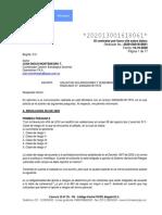 Consultas  Operadores de información octubre 2020