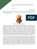Francisco de Miranda la construcción política de una patria continental