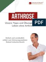 artroza savjeti