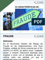 5. Conceptos características de fraude-