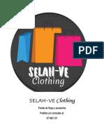 SELAH Catálogo