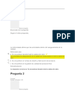 Evaluación Unidad 2- Aseguramiento de la calidad Asturias