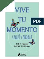 Vive tu momento_ (aquí y ahora) - Kirk D. Strosahl.pdf