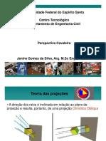 Perspectiva cavaleira_Janine Gomes da Silva