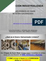 TEORICA 3 - STEEL FRAME I - Construccion Industrializada en Perfiles de Acero Galvanizado
