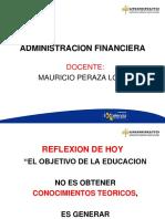 Administración Financiera - Clase N. 3