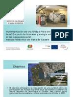 Presentación - ImplementaciónUnidadPilotoACS_DuarteAlves_18Enero2011_rectificada
