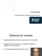 Asset Allocation_deepten
