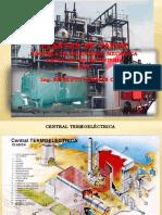 Generalidades Central térmica y Fuentes de energía