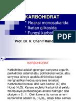 1. Karbohidrat-1