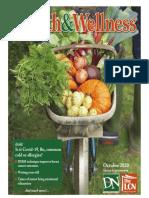 Health and Wellness (Oct. 2020)