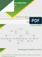 Decreto Revisão RIISPOA Decreto 10.468  2020
