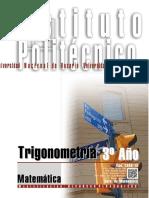 Matematica 3° - Trigonometría.pdf
