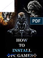 HOW TO INSTALL AND FIX PC GAMES.pdf