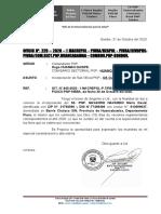 OFICIO INCORPORACION S3.PNP. NAVARRO