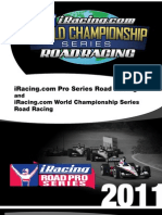 2011 iRacing Pro Series Road Racing and iRacing World Championship Series Road Racing