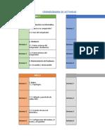 Anexo 6.4. Cronograma de actividades
