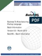 BatchML-V0600-BatchInformation