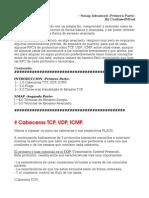 cabeceras UDP TCP