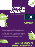 medios de difusion